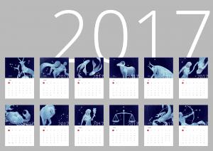 Gadżety z logo firmy - kalendarz