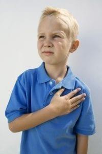 Wrodzone wady serca - dzieci