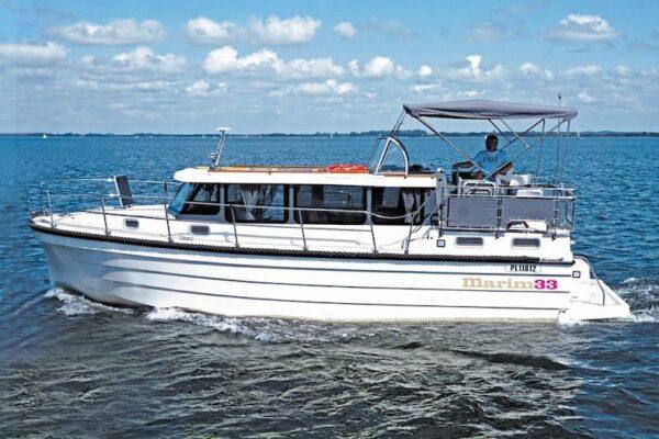 Jacht Marim 33 – propozycja godna polecenia
