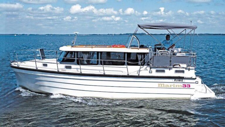Najlepszy jacht Marim33