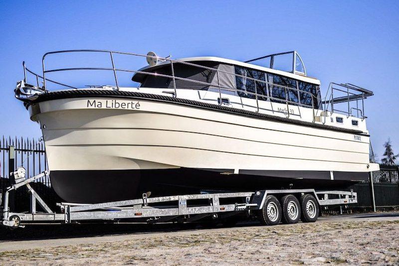 Firma Maria - profesjonalna produkcja łodzi
