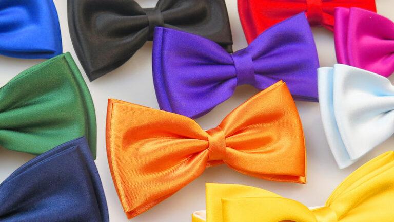 Mucha czy krawat - co wybrać?